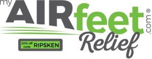 My Airfeet Relief Logo